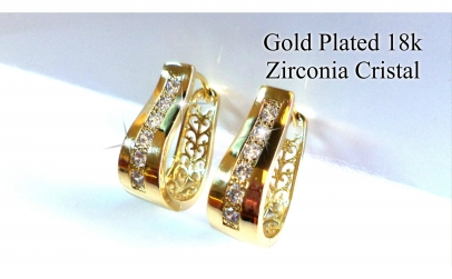Cercei Zirconia Fashion