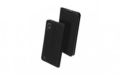 Husa Samsung Galaxy A10 2019 Negru Piele