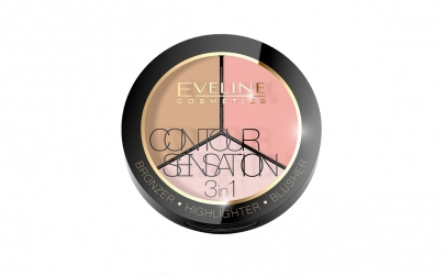 Pudra Contour sensation 3 in 1