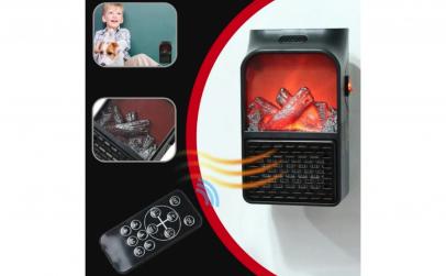 Aeroterma portabila flame heater
