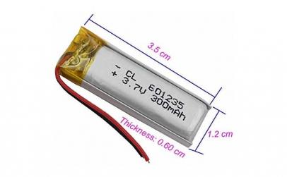 601235 - Acumulator Li-Polymer