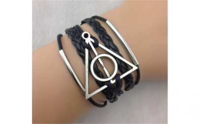 Bratara Harry Potter Triangle