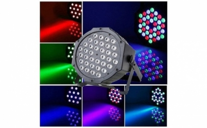 Proiector LED - 36 leduri, joc de lumini