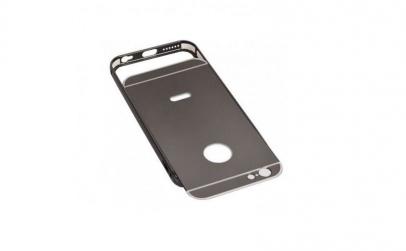 Bumper aluminiu cu capac Iphone 6/6S