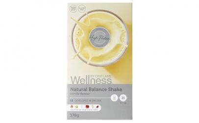 Shake Natural Balance Vanilie