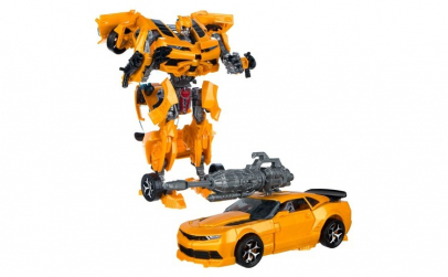 Robot Transformers ce se transforma in