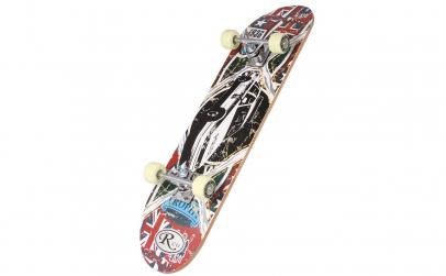 Skateboard din lemnm- HB2004A
