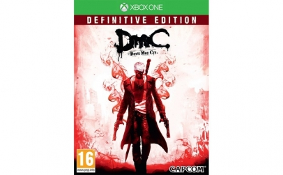 Joc Dmc: Devil May Cry - Definitive