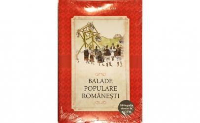 Balade populare romanesti Litera