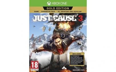 Joc Just Cause 3 - Gold Edition Pentru