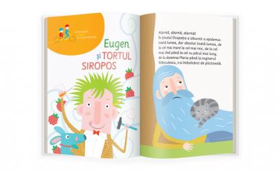 Tandem Eugen e un geniu