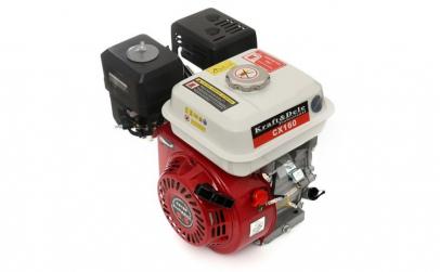 Motor termic 4 timpi OHV 6.5CP diametru