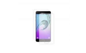 Folie Plastic Samsung Galaxy A8 2018 Flippy Fata-Spate Transparent