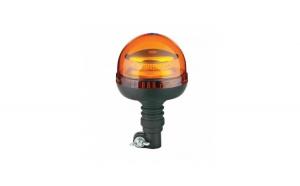 Girofar cu 45 LED flexibil 12-24V, cu tija L1406