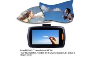 Camera video auto, FullHD, cu Nightvision, doar 298 RON in loc de 598 RON