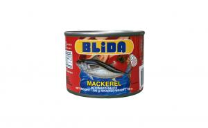 Macrou in sos de rosii BLIDA - 200gr, Black Friday 2020, Produse alimentare