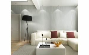 Tapet Light Gray