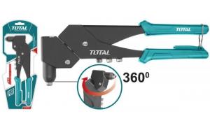 "TOTAL - Cleste nituri - 10.5""- rotatie 360 grade -"
