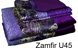 Cuvertura de pat, la doar 245 RON in loc de 490 RON