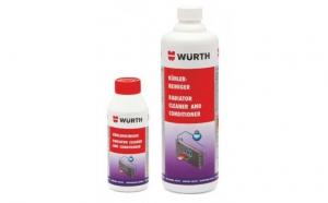Solutie curatat radiator Wurth, 1000 ml, Wurth