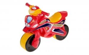 Motocicleta de politie Doloni -cu sunete, Totul pentru copilul tau, 2-4 ani