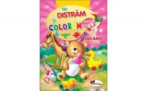 Ne distram si coloram - Jucarii