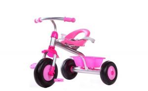 Tricicleta roz