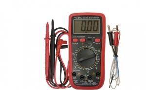 Multimetru profesional digital cu senzor de temperatura, la 76 RON in loc de 152 RON