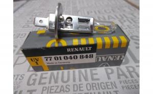 Bec H1 12 V 55W Original Renault 7701040848