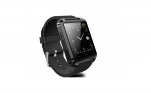 Ceas Smartwatch cu conectare Bluetooth, MENIU IN LIMBA ROMANA, curea din silicon, compatibil Android si iOS + Garantie, la doar 109 RON in loc de 399 RON