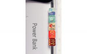 Baterie externa, Power Bank, 20000 mAh,
