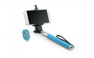 Selfie Stick cu Telecomanda (Bluetooth), la 27 RON in loc de 60 RON