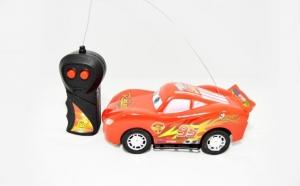 Masinuta cu telecomanda Cars Fulger Mc Q, Cadouri Craciun, Cadouri Fiu