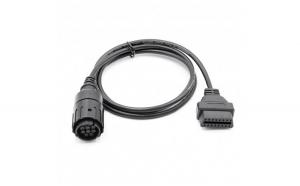Cablu Adaptor Moto BMW  ICOM-D  10 Pin la OBD2 16 Pin