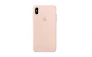 Husa Silicon Apple iPhone XS Max - Apple
