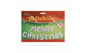 """Balon de Craciun """"Merry Christmas"""" -"""