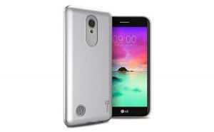 Husa protectie slim, LG K8 2017, Silicon Transparent