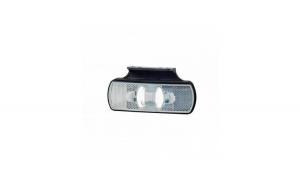 Lampa de gabarit LED Alb cu suport LD2219