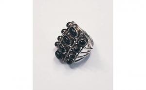 Inel din Argint cu Onix