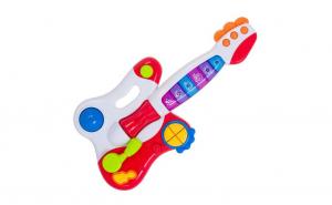 Jucarie Chitara cu sunete si lumini pentru copii