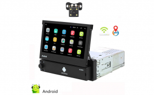 Dvd Mp5 Player, Android, retractabil
