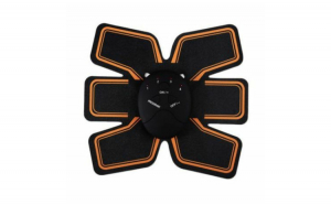 Set aparat electric EMS Smart Fitness + Aparat de tuns Nova