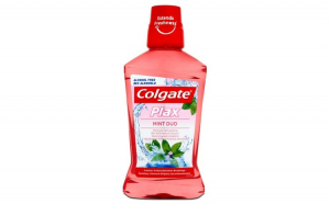 Apă de gură Colgate Plax Mint Duo, 500