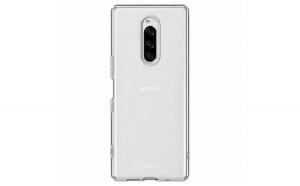 Husa Sony Xperia 1 - Iberry TPU