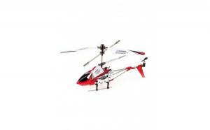 Elicopter SYMA S107H, 3 canale, rosu