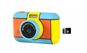 Camera foto 28MP+Card 32GB