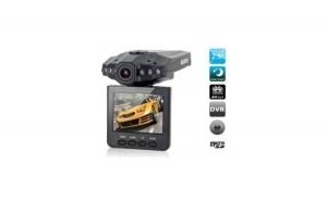 Camera video auto DVR cu inregistrare HD si display LCD de 2,5, la doar 90 RON in loc de 170 RON