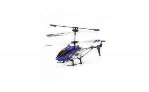 Elicopter SYMA S107G, 3 canale, albastru