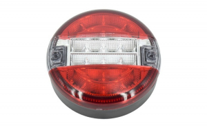 Lampa remorca rotunda cu LED HL 12-24V