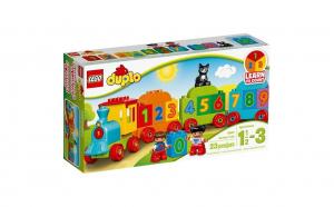 LEGO DUPLO - Trenul cu numere